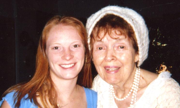 slide-grandmother-granddaughter